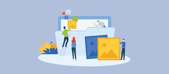 مفهوم لایت باکس در طراحی سایت