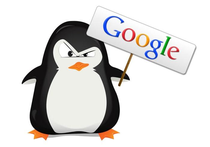 مبارزه با تکرار کلمات کلیدی در الگوریتم پنگوئن