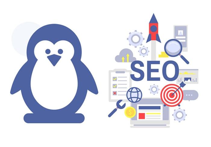 چگونگی رفع جریمه penguin-algorithm