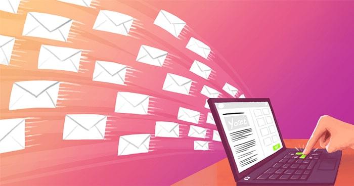 اهداف موردنظر تبلیغات ایمیلی