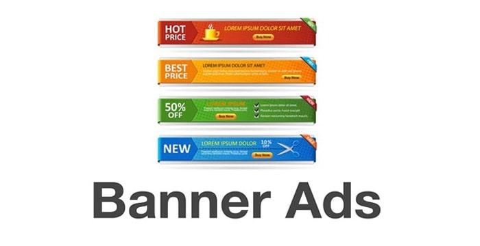 مزایای display-ads