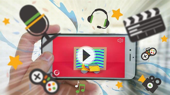 تبلیغات ویدئویی در اپلیکیشن های موبایل