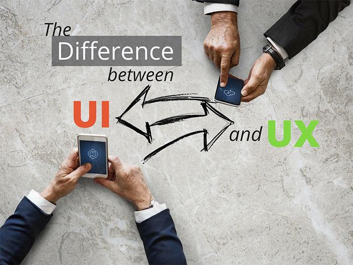رابط کاربری و تجربه کاربری