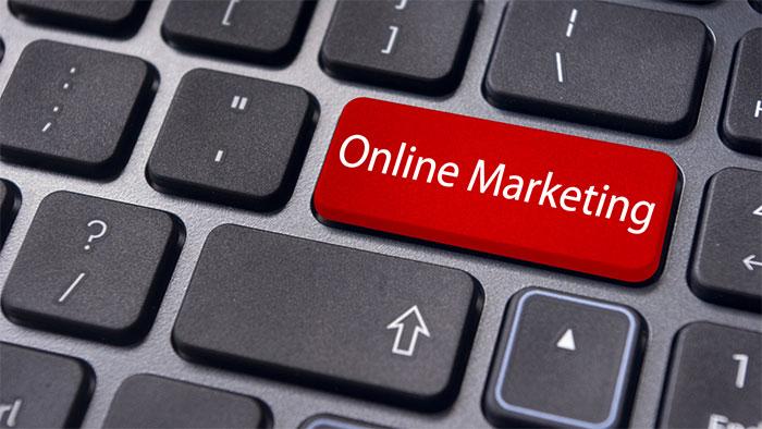 نوع آنلاین دیجیتال مارکتینگ