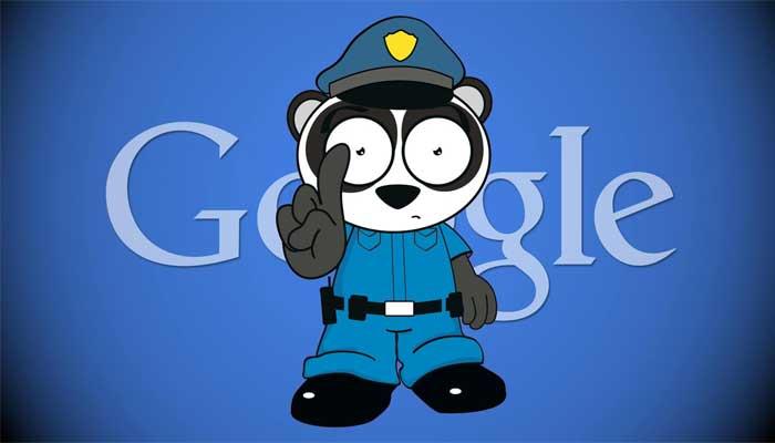 ریکاوری پنالتی گوگل بعد از خشم پاندا