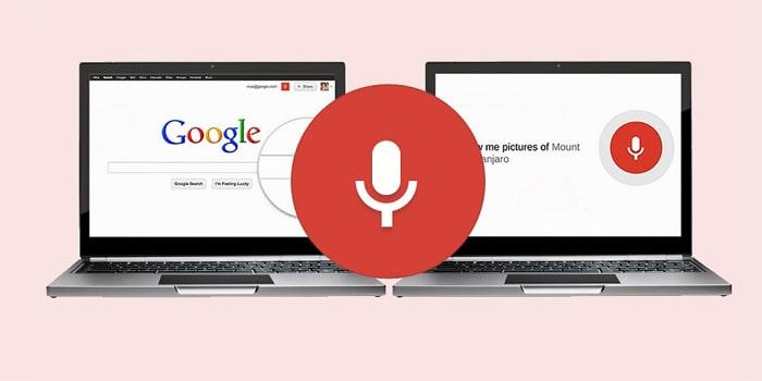 جستجوی مکالمه ای یا صوتی گوگل چیست
