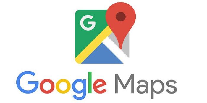 کابرد گوگل مپ