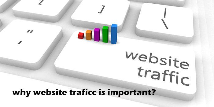 اهمیت افزایش ترافیک سایت