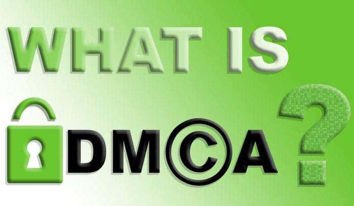 DMCA گوگل چیست؟