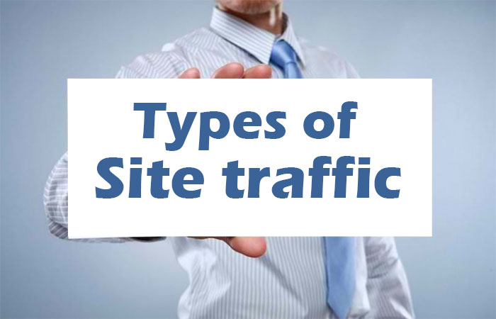 انواع ترافیک سایت