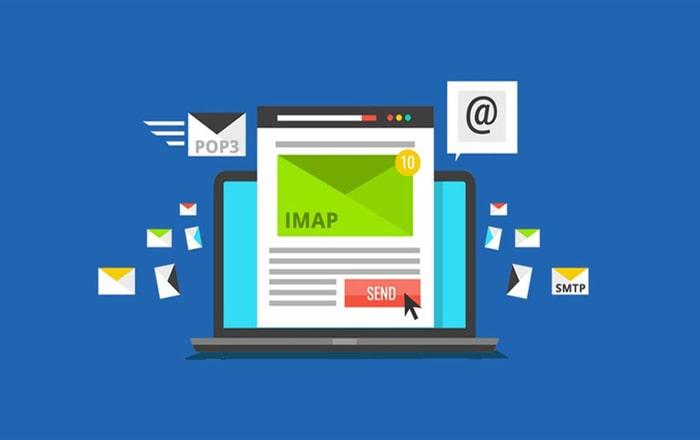 مزایای پروتکل IMAP چیست؟