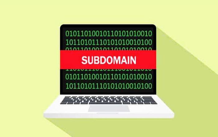 ایجاد بخش موبایل با کمک sub-domain