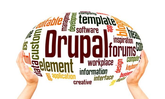 نمونه های جهانی drupal