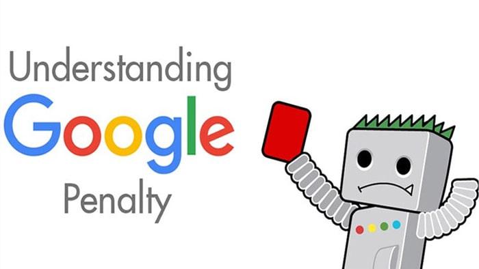خطای داخلی 404 عامل google-penalty