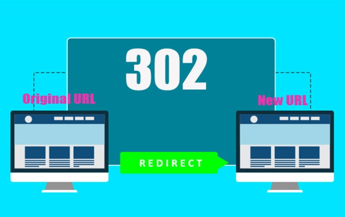 ریدایرکت 302