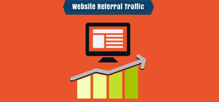 ترافیک ارجاعی(Referral Traffic)