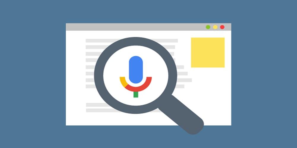 جستجوی مکالمه ای گوگل