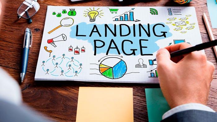 هدف از ایجاد یک Landing Page چیست؟