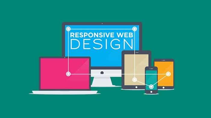طراحی سایت واکنش گرا یا ریسپانسیو