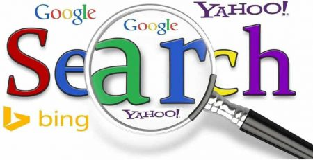 انواع موتور جستجوگر