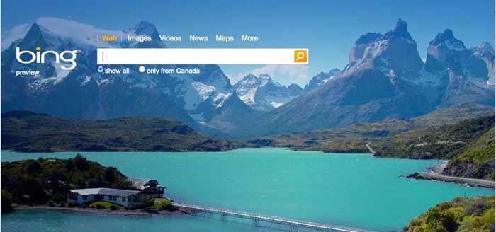 معرفی موتور جستجوگر بینگ (Bing)