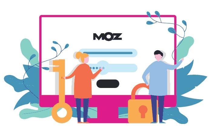 وب سایت MOZ چیست؟