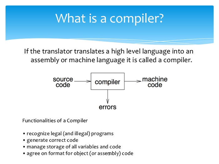 Compiler چیست