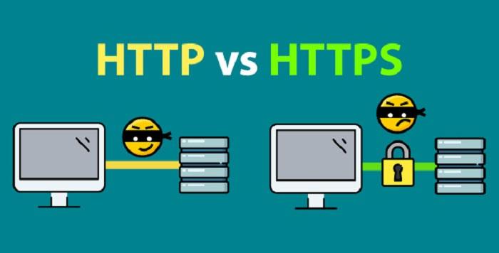 تفاوت HTTP و HTTPS