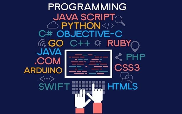 انواع زبان برنامه نویسی مفسری