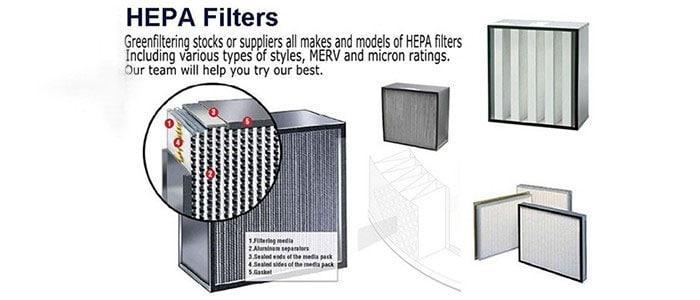 فیلتر HEPA