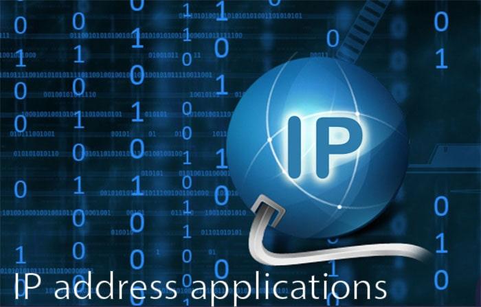 کاربردهای آدرس IP
