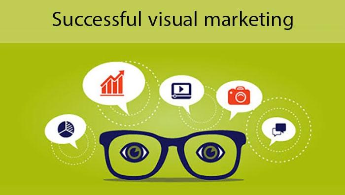 بازاریابی بصری موفق