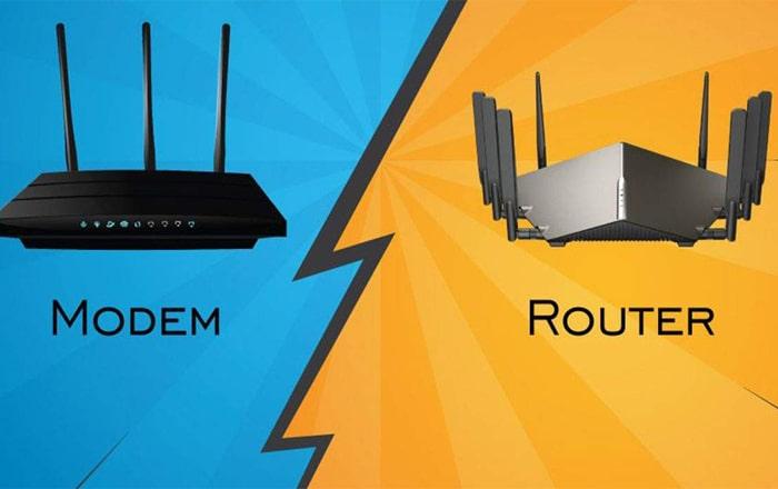 تفاوت Router با مودم چیست؟