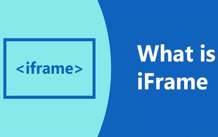 iframe چیست؟