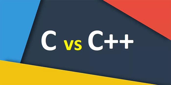 تفاوت زبان سی و ++C