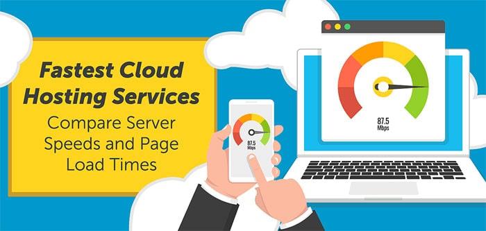 سرعت بیشتر در cloud hosting