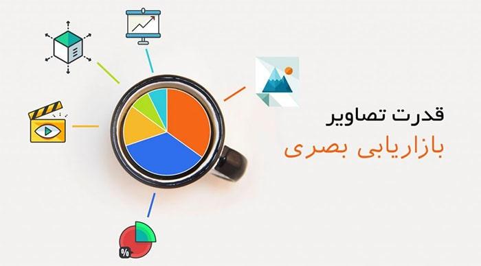 استفاده از تصاویر در visual marketing