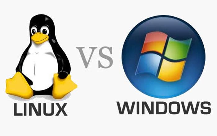 سرور لینوکس به عنوان سیستم عامل