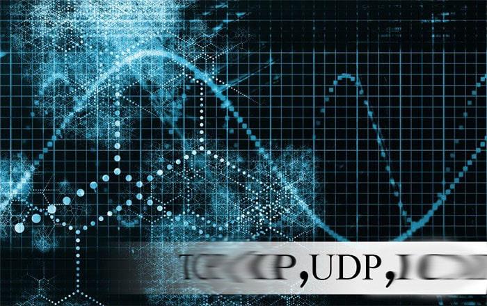 ویژگی های پروتکل UDP