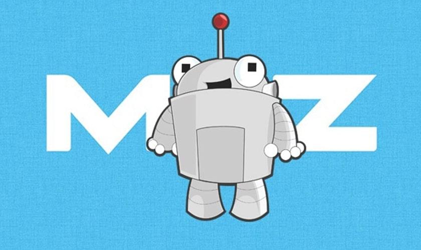 وب سایت MOZ