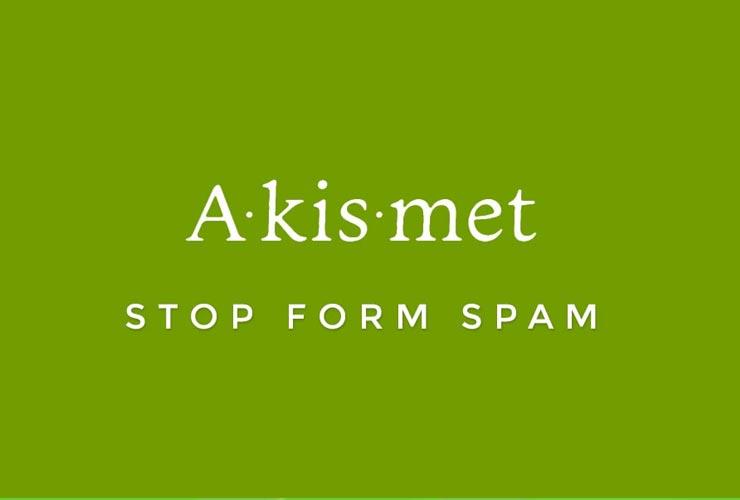 افزونه Akismet