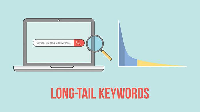 Long tail keywords یا کلمات کلیدی طولانی