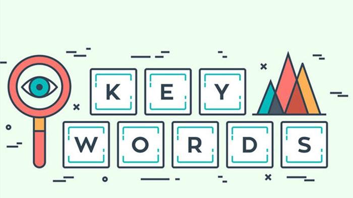 آشنایی با انواع حالت های کلمات کلیدی