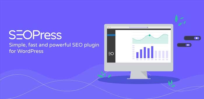 Free SEOPress SEO WordPress Plugin