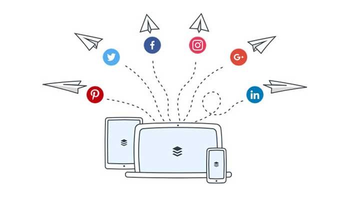 انتشار خودکار مطالب وردپرس در شبکه های اجتماعی