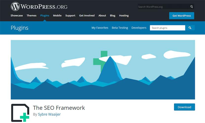 افزونه The SEO Framework