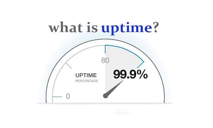 uptime چیست ؟