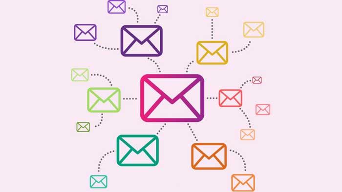 خدمات وب میل اختصاصی :