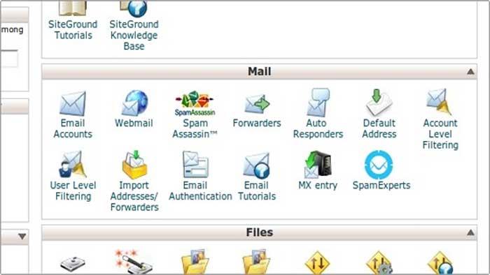 ساخت ایمیل در سی پنل ( Cpanel)