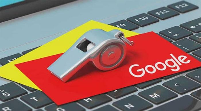 انواع روش های جریمه گوگل